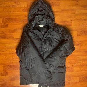 Aspesi Black Coat